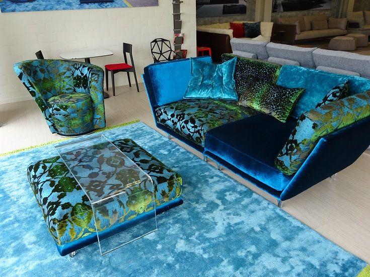 Das Wohnzimmer verschönern mit Sofa Napali von Bretz | Living rooms ...