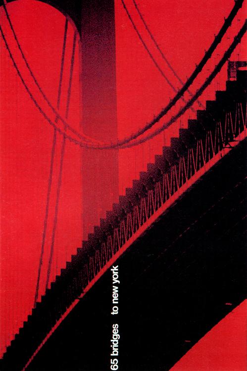 Tomoko Miho — 65 bridges to new york (1968)