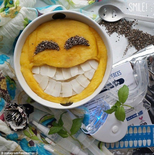 Food Blogger Creates Healthy Breakfast Dishes That Look Like Emojis Healthy Food Dishes Halloween Food Dishes Food