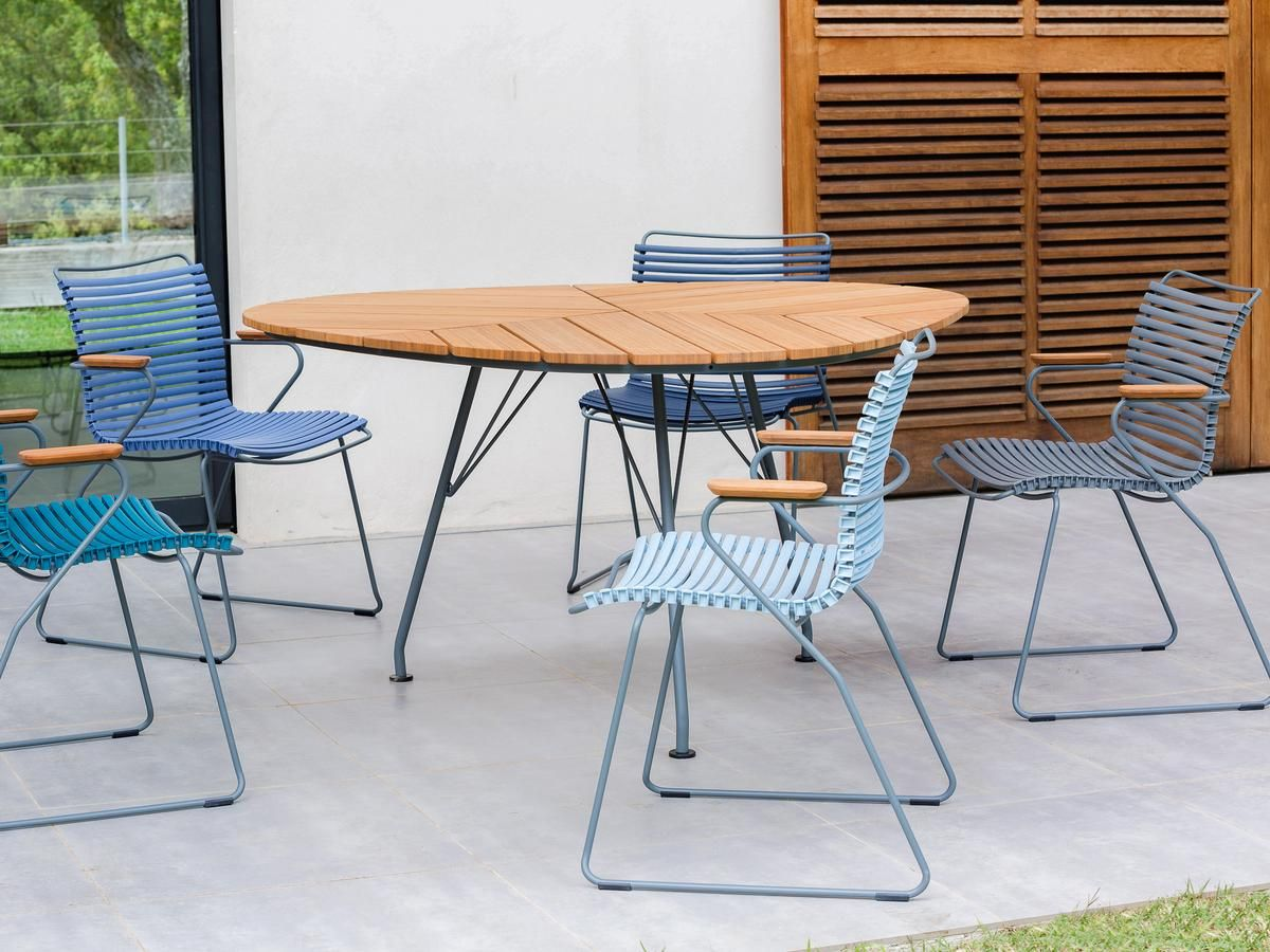 Houe Click Stuhl Gartensessel Stuhl Mit Armlehne Stuhle