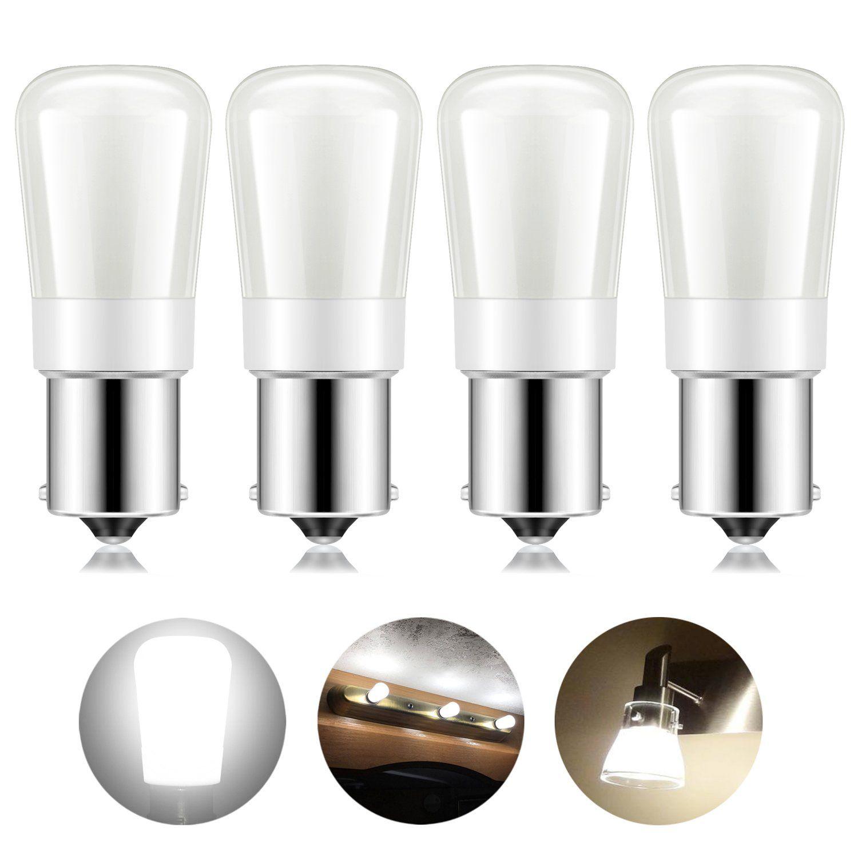 Kohree 12 Volt Rv Led Light Bulbs 1156 Vanity Light Bulb Replacement 20 99 1141 Ba15s Led Bulb 12v Or 24v Led Bulb Vanity Light Bulbs Rv Led Lights Light Bulb