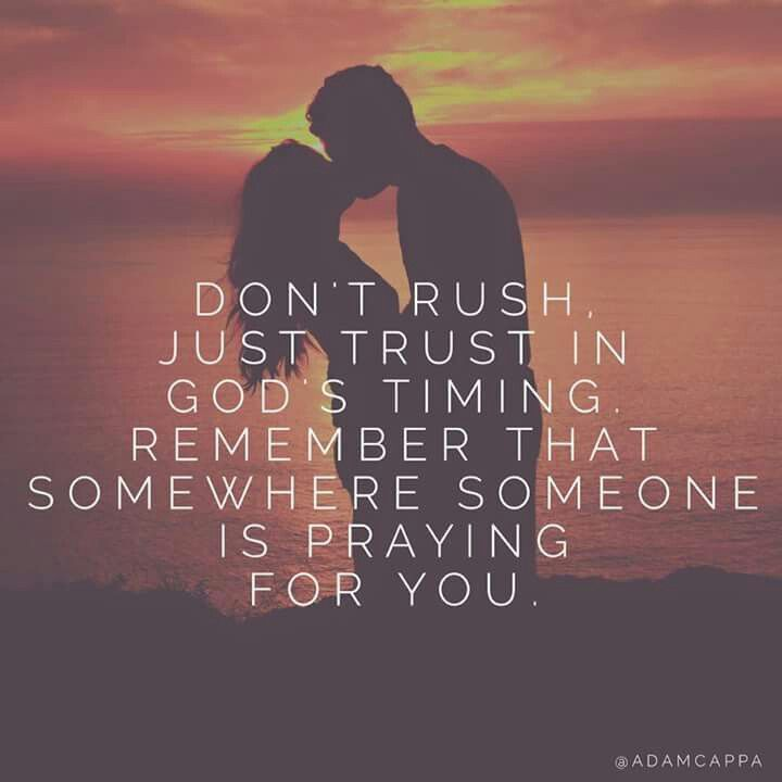 prayer for trust in a relationship