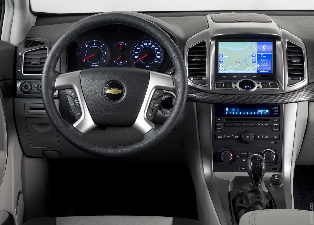 Foto 2012 Chevrolet Captiva Chevrolet Captiva Chevrolet Captiva