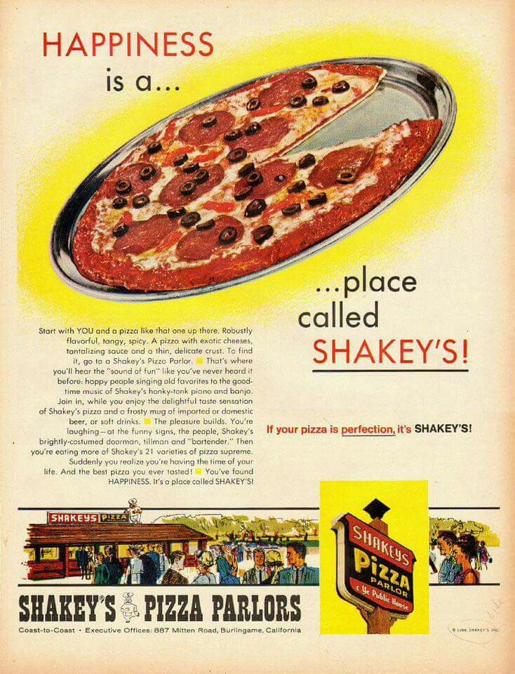 Pizza Parlor Kitchen shakey's pizza parlor | restaurants in east alabama | pinterest