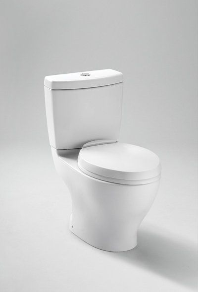 View The Toto Cst412mf 10 Aquia Two Piece Elongated 0 9 Gpf Toilet With Dual Max Flush System Less Seat 10 Rough Dual Flush Toilet Small Toilet Toto Toilet