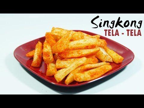 Cara Membuat Singkong Goreng Aneka Rasa Tela Tela Youtube Food And Drink Tela Food