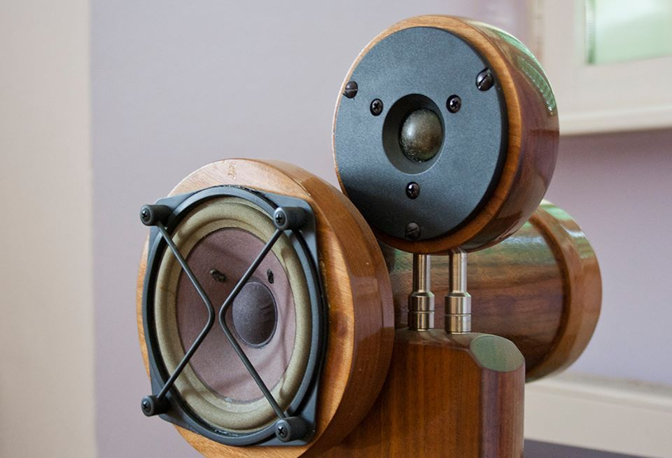 Cool Speaker Tube Amps And Other Audio Awesomeness
