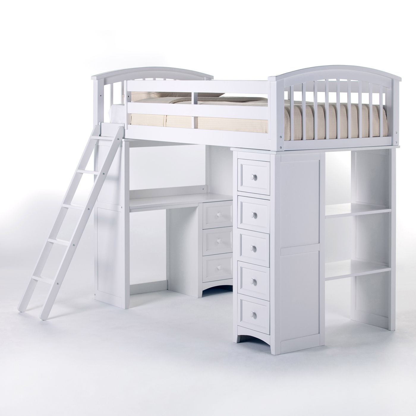 Shop Ne Kids School House Student Loft Bed At Atg Stores Browse Our