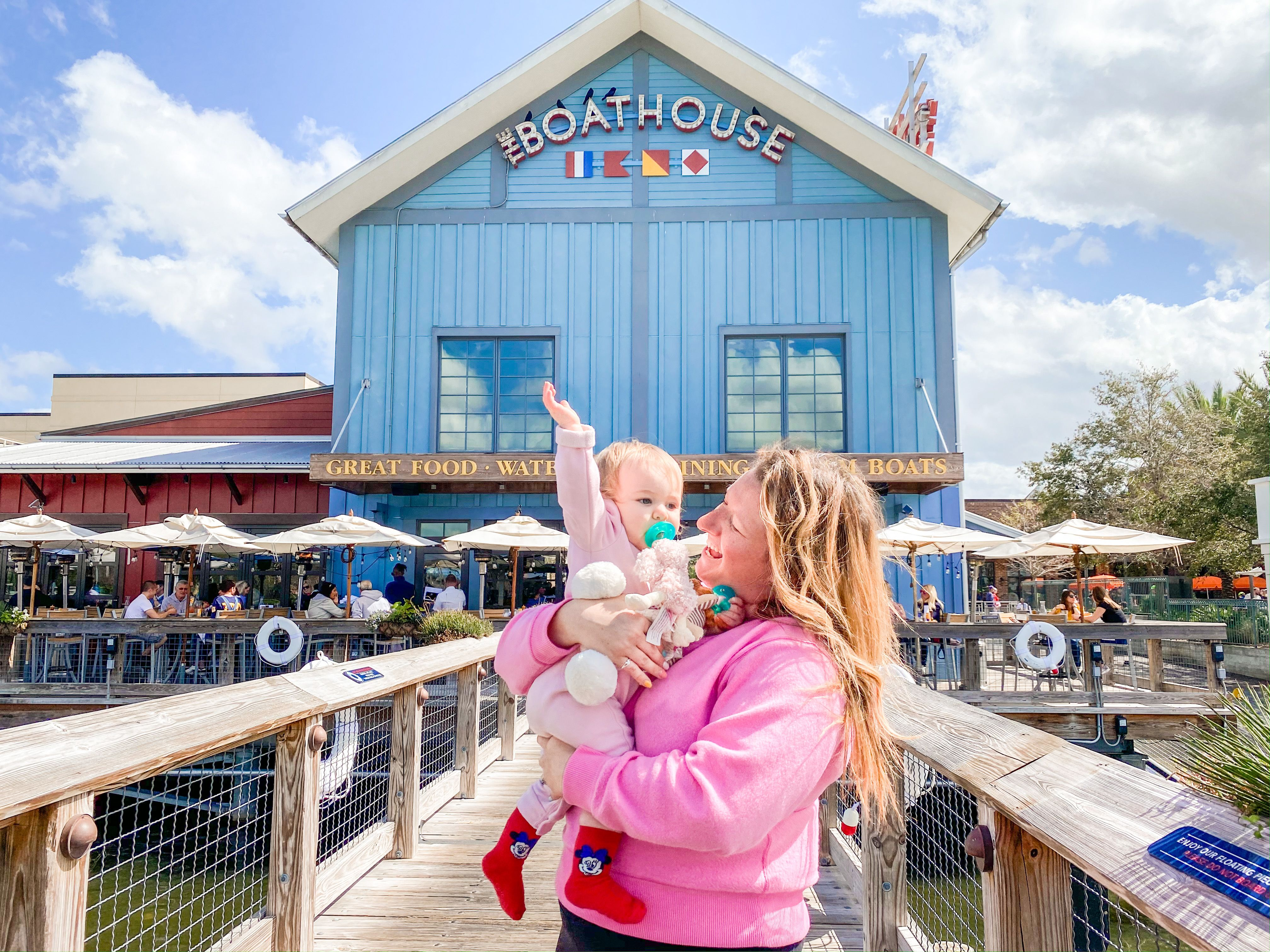 Disney Springs Boathouse Review and Gluten Free Options in