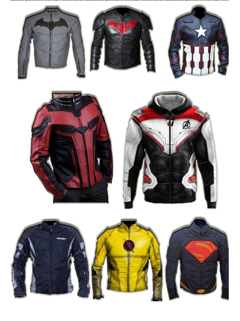 Stylish HotTopic biker 's Leather Jacket Collection