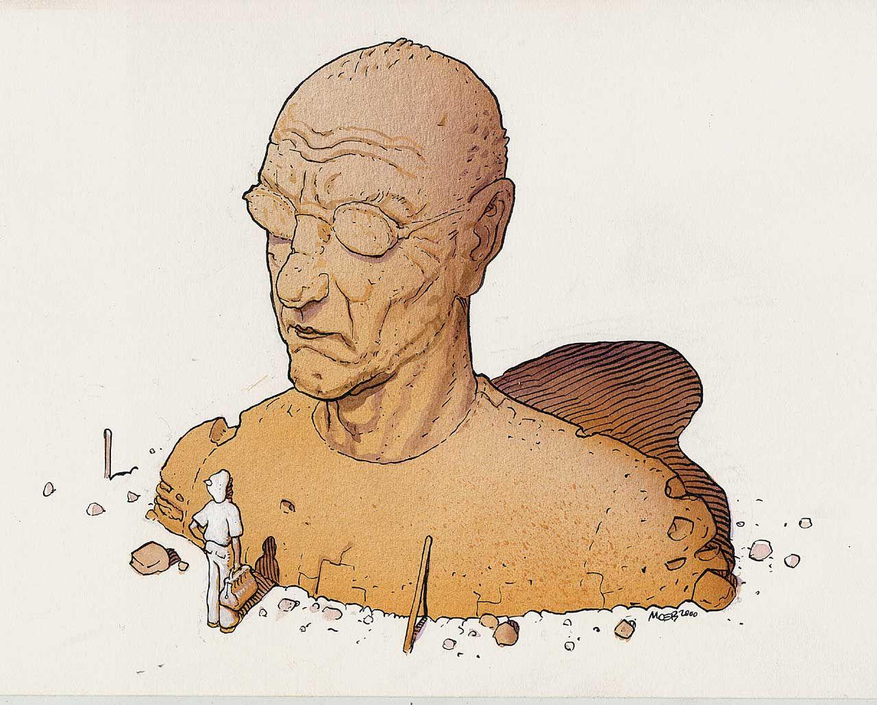 Moebius. Blog sobre ilustración y fotografía