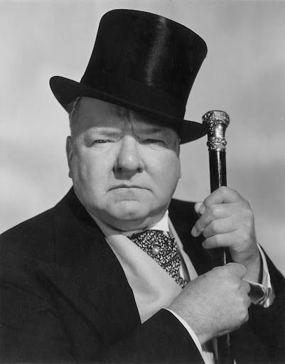 W C Fields | Fields is the best of the rotund bumbling idiots, but he's not ...