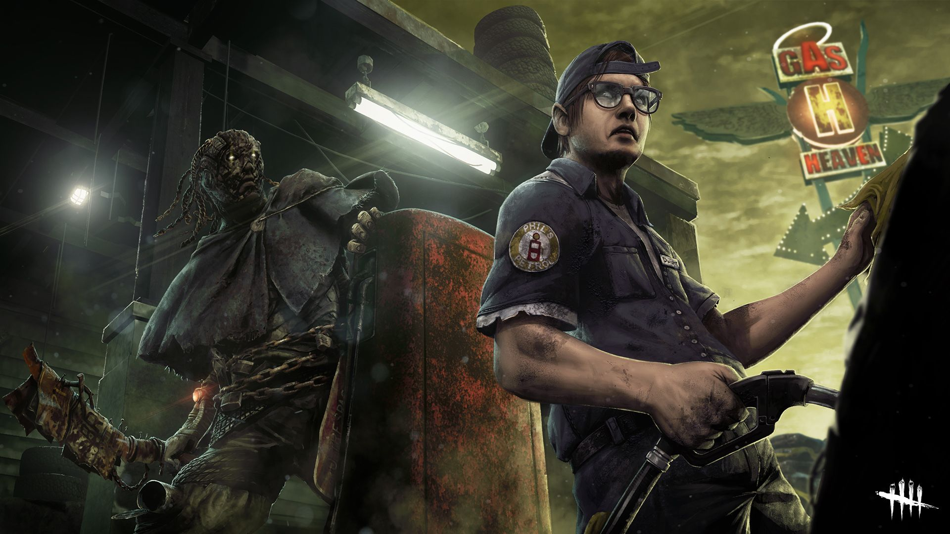 Dwight Fairfield and The Wraith in 2020 Daylight, Dead