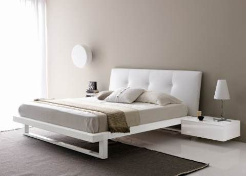 Bimax Camere Da Letto.Bimax Sled Contemporary Bed From Italy Requires Assembly