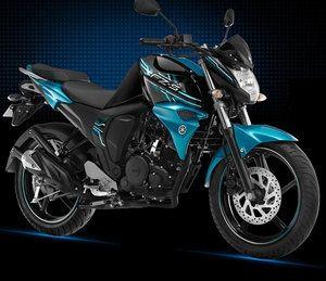 Yamaha Launches Fz S Fz F1 V2 0 Bikes Yamaha Bike Bike India