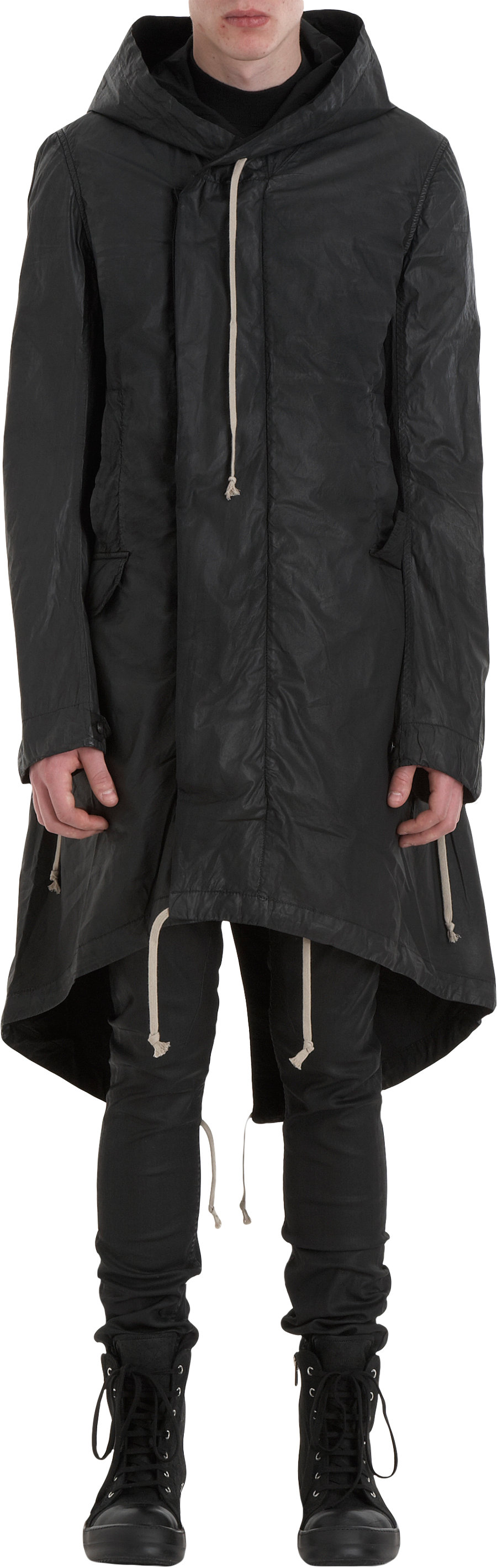 drkshdw-by-rick-owens-long-hooded-parka-product-1-7546430 ...
