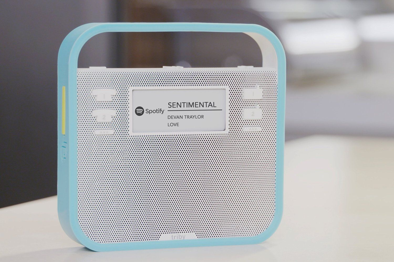 Triby - App-Enabled Bluetooth Speaker for Kitchen #saltnpop | Geeky ...