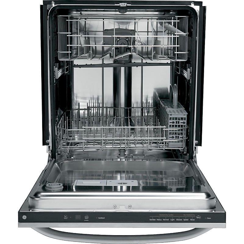 Ge Appliances Gldt696dss 24 Built In Dishwasher Stainless Steel