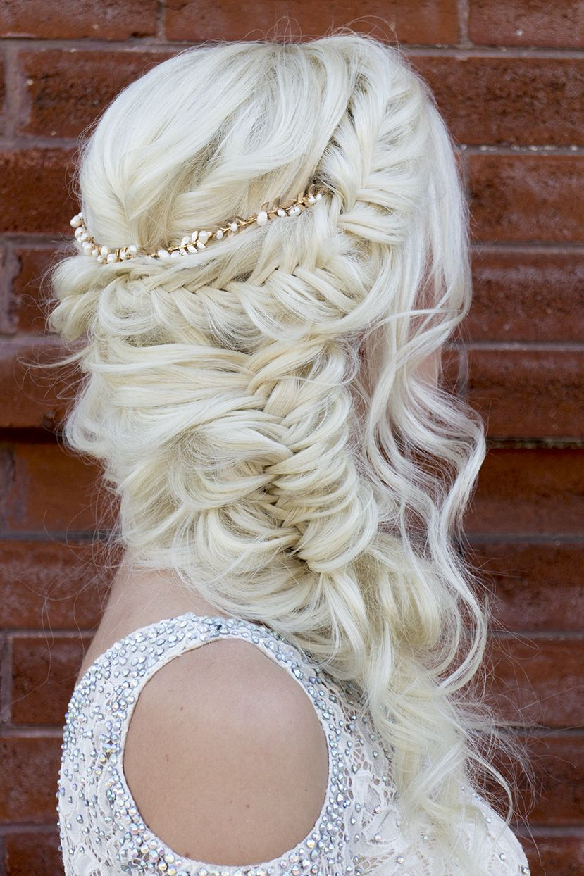wedding hair ideas | Beauty | Pinterest | Hair make up, Hair style ...