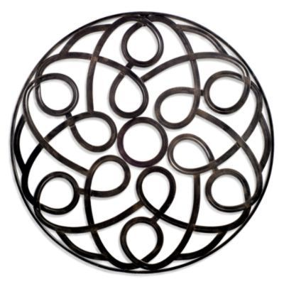 Wall Art Design Ideas: Circle Modern Round Metal Wall Art Contemporary  Simple Abstract Pattern Home Decorations Simple Hanging, Best round metal  wall art ...