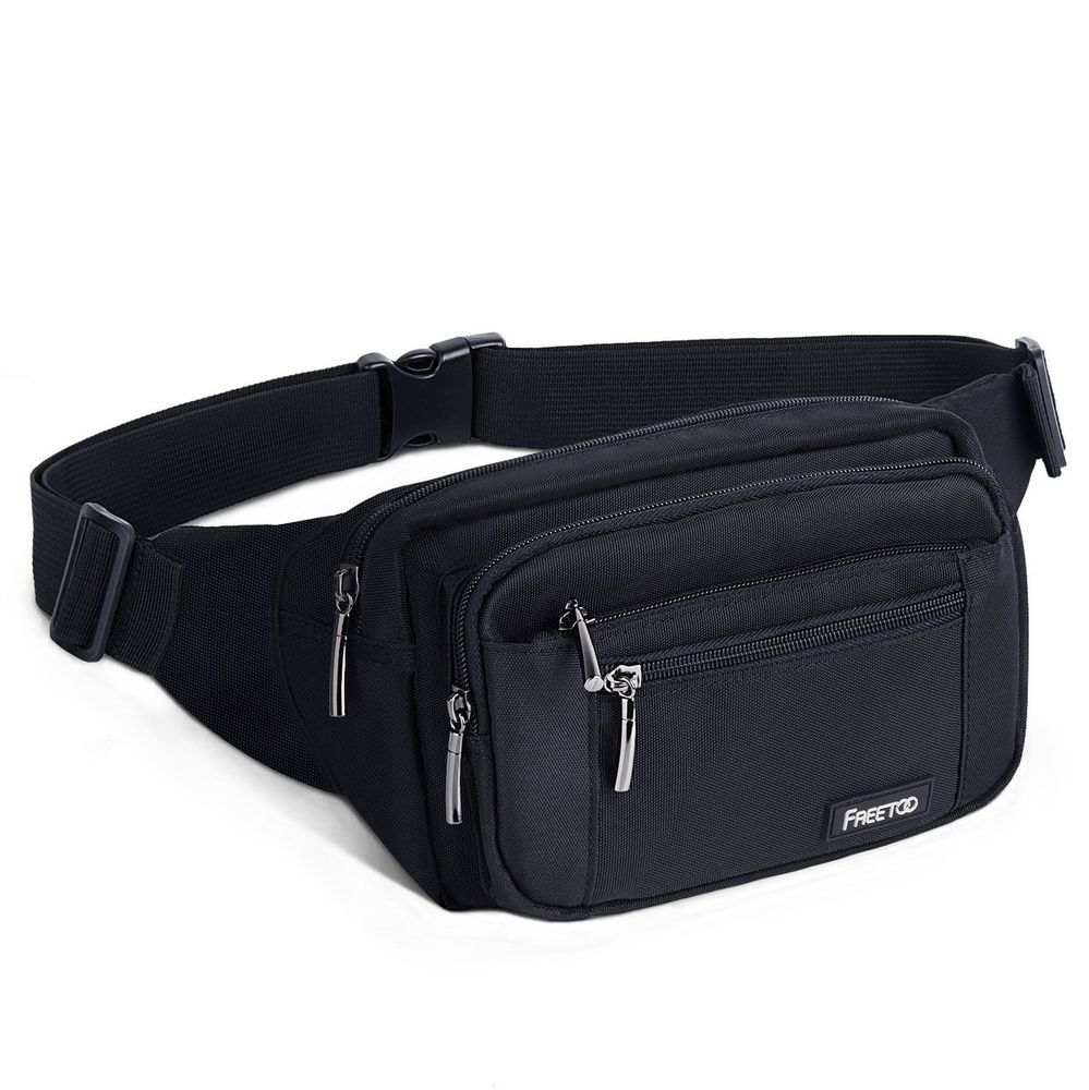 Fanny Pack Waist Pack for Men /& Women Hip Bum Bag with Adjustable Strap for Outdoors Workout Traveling Casual Running Hiking Cycling