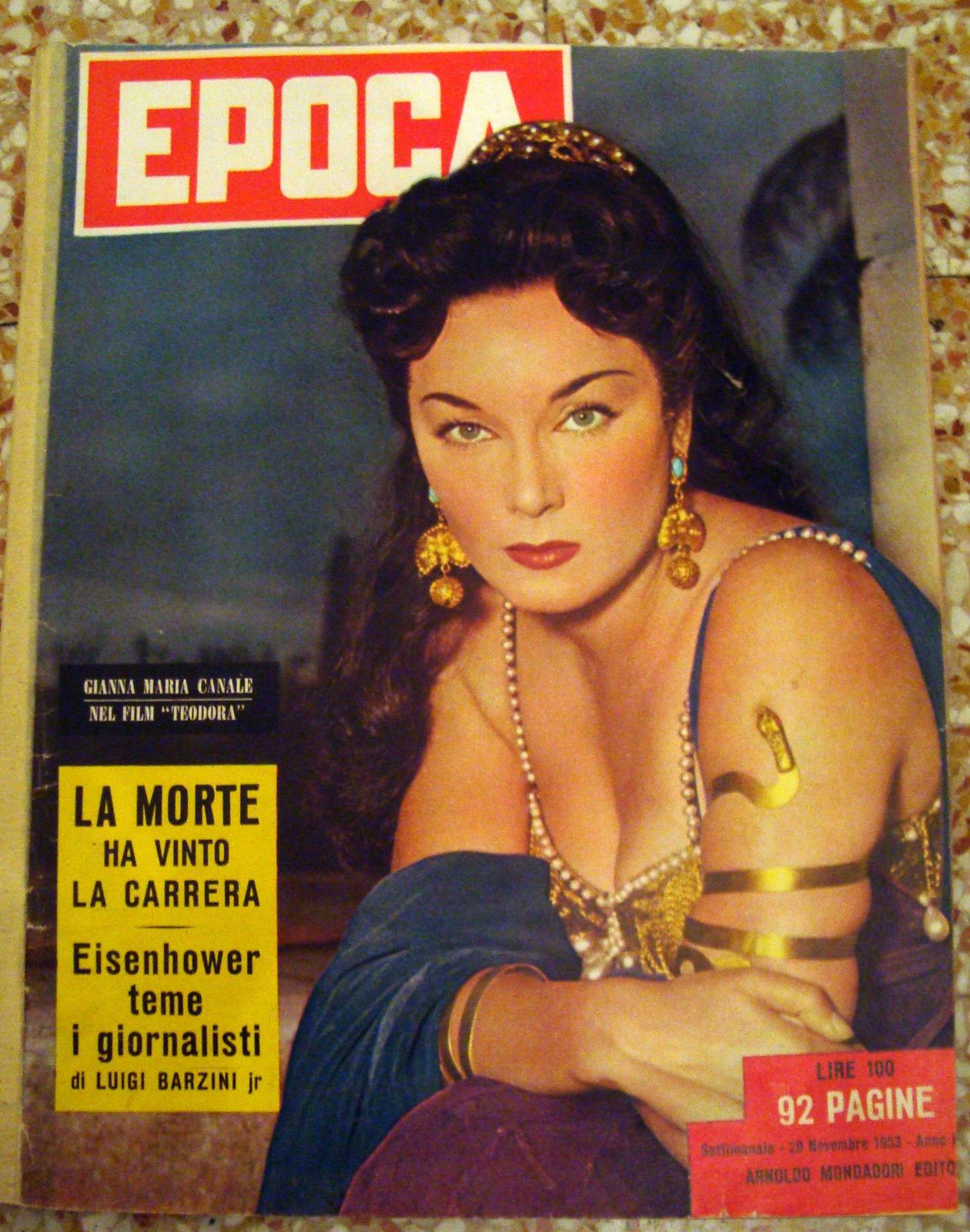 Maria Canale Nude Photos 15