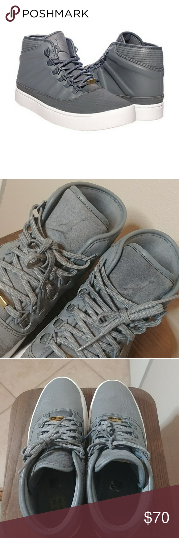ff20b8b9791b20 Air Jordan Nike Westbrook XI 0 10.5 768934-002 Size 10.5 Preowned
