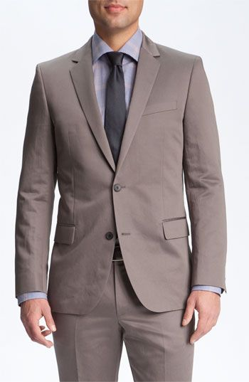 b6503da12 Hugo Boss cotton suit. I don't like the shirt, but the suit is nice ...