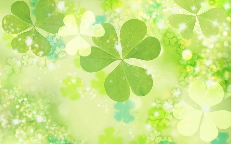 Brighten Up Your Background With A Free St Patrick S Day Wallpaper St Patricks Day Wallpaper Flower Backgrounds Background Facebook Cover
