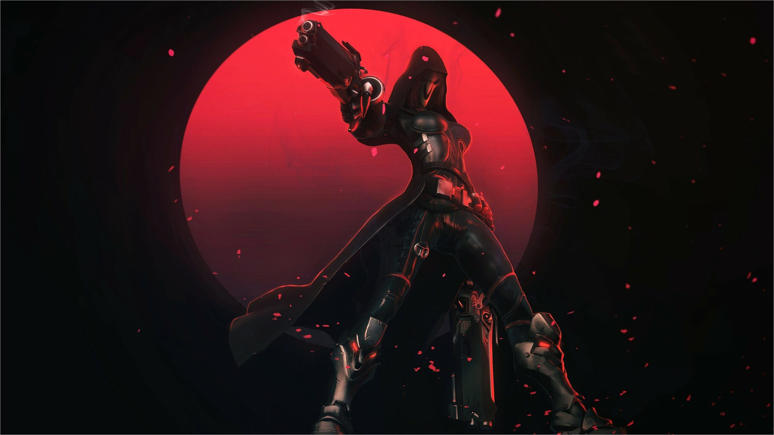 Reaper Overwatch 4k Wallpaper In 2020 Overwatch Wallpapers Overwatch Digital Overwatch