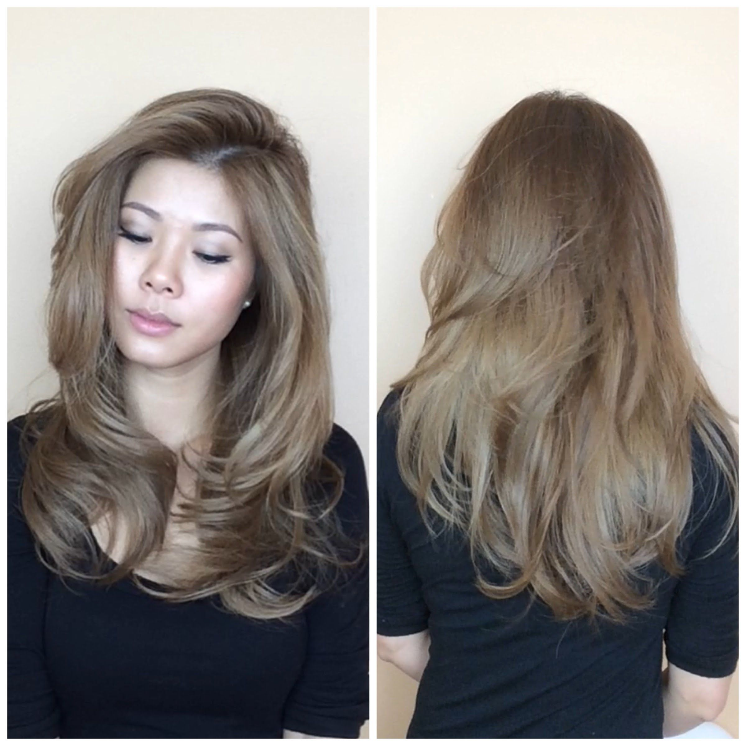 How To Blow Dry Your Hair For Volume Blow Dry Hair Dry Curly Hair Dry Long Hair