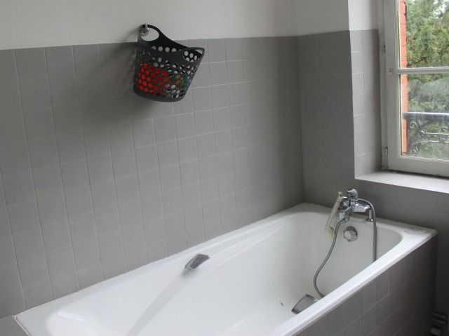 relooking de la salle de bain avant apres