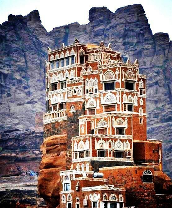 Yemen architecture | Everyone`s Creative Travel Spot ...