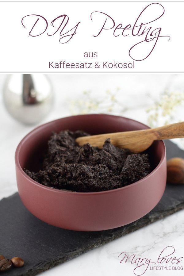 DIY Kaffee-Kokos-Körperpeeling – Für seidig weiche Haut