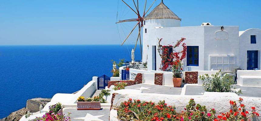 kreikan sininen