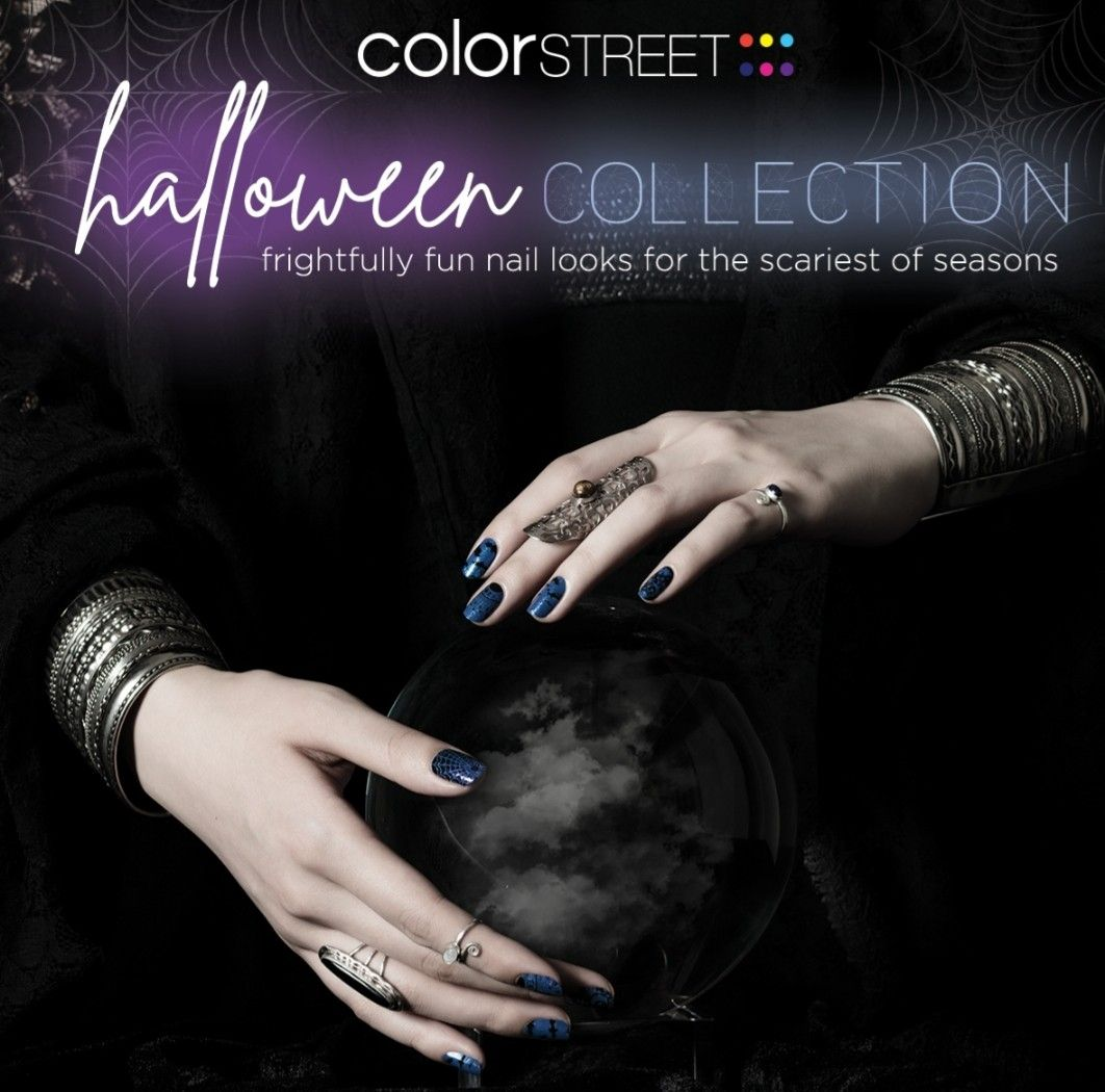 ColorStreet Halloween 2019 Collection! Launched Today ...