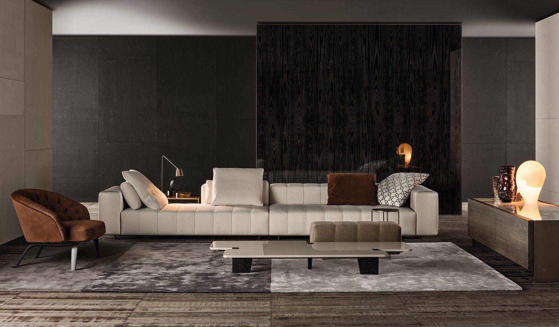 Divano freeman seating system by minotti design rodolfo dordoni