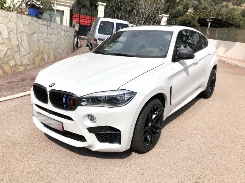 2016 BMW X6 M 575 Cv