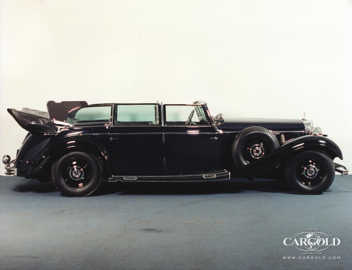 Mercedes 770 K Cabriolet, -Las Vegas- pre-war, Stefan C. Luftschitz ...