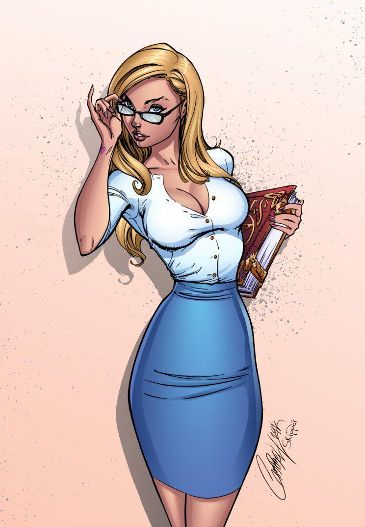 Sexy Lady Bug Cartoon