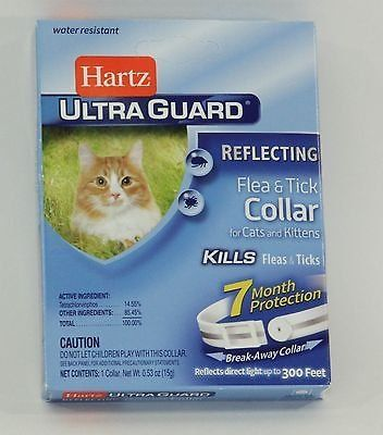 Hartz Mountain Chz02899 Ultraguard Cats Reflecting Flea And Tick Collar Quickly View This Special Cat Product Click Th Flea And Tick Fleas Cats And Kittens