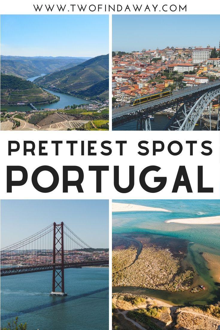 Prettiest Spots in Portugal: Where to Go in Portugal