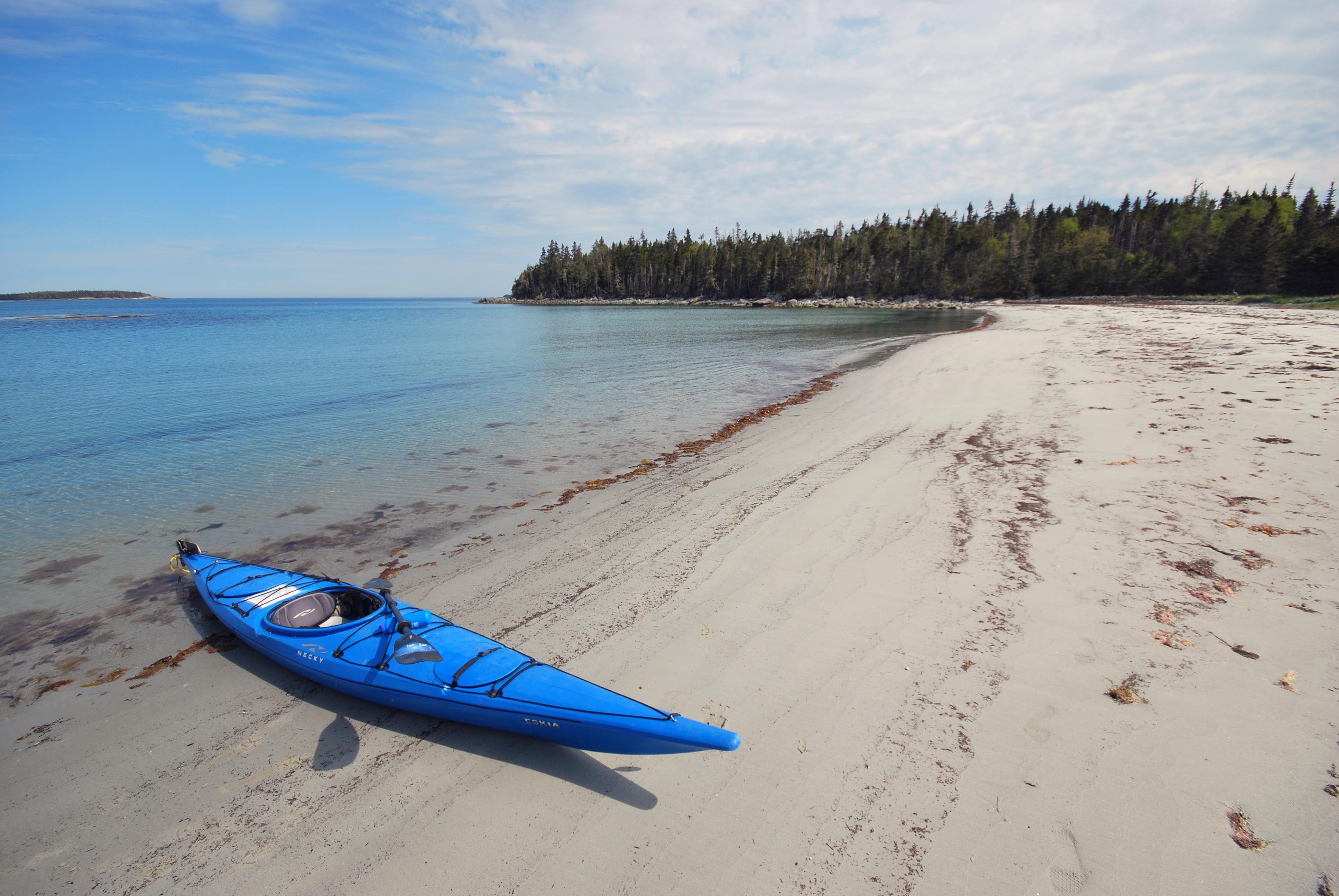 Go Here: Sea Kayaking on Nova Scotia's Eastern Shore | Neat