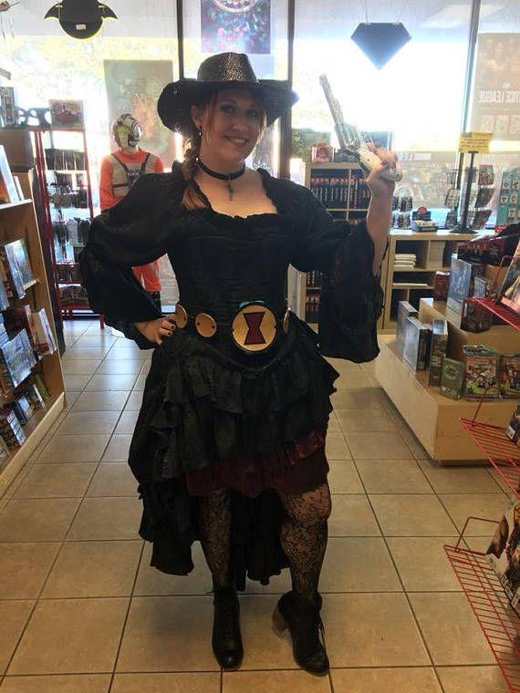 Superhero Renaissance Pin Up Hero Iron Man Inspired Corset Western Saloon Girl Cosplay Steampunk Victorian Lady Iron Man Iron Woman