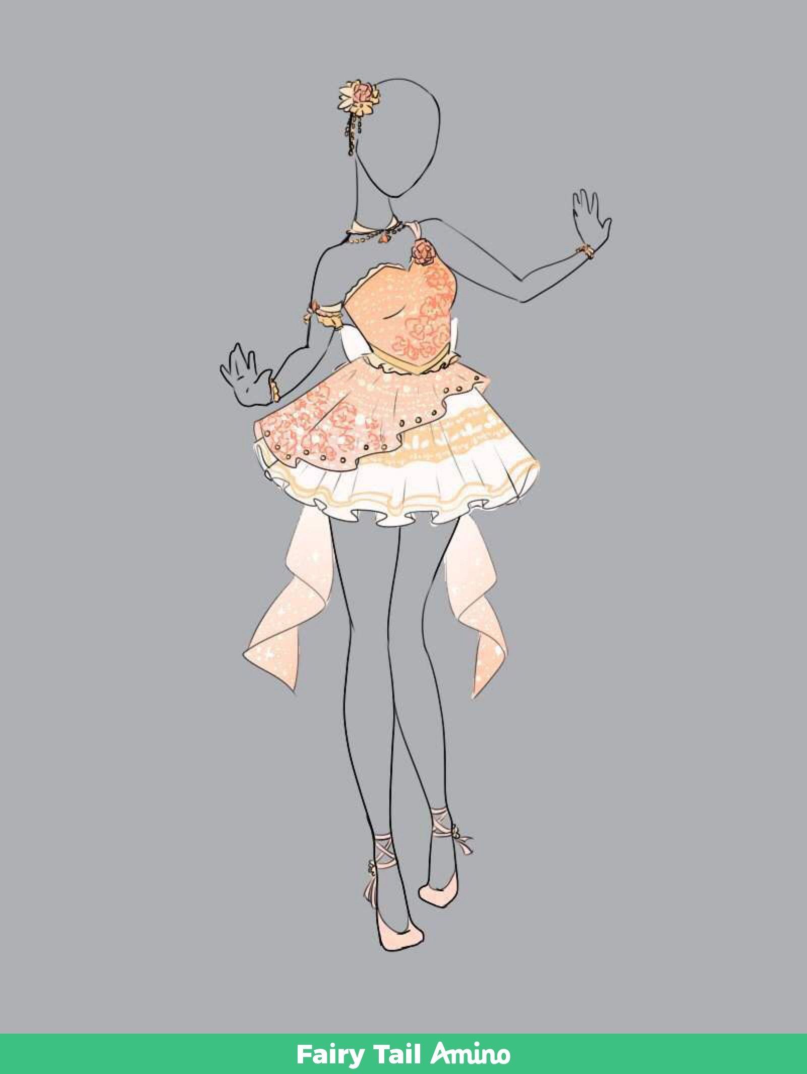 Lucy Heartfilla's Bridesmaids Dress | Wiki | Fairy
