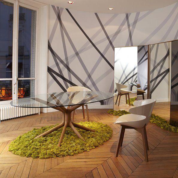 Paravent Angle - Roche Bobois chairs | Vancouver | Pinterest