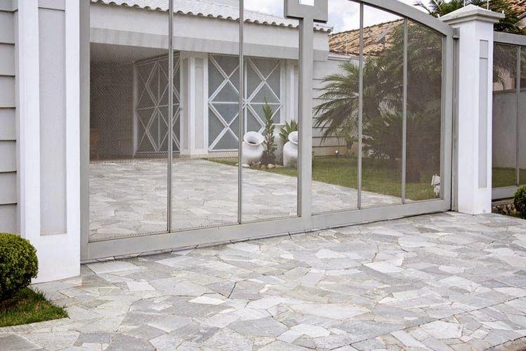 Calçadas residenciais - veja dicas e modelos com pedras, paisagismo e muito mais!