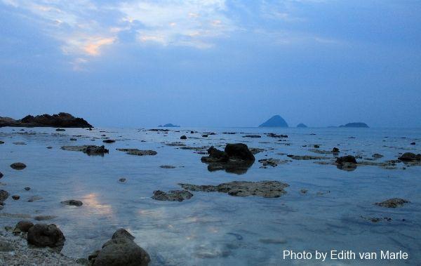 Pulau Perhentian - turtle beach