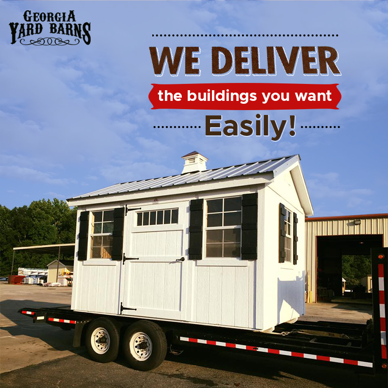 Yard barns Company is one of the most trusted