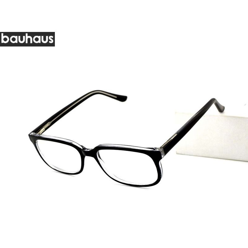 Click to Buy << bauhaus 2017 Italy Design fashion glasses women man ...
